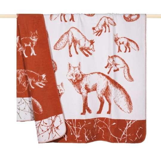 Fox Decke von pad