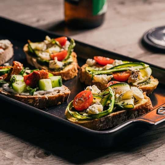 Peugeot Saveurs - Appolia - Form  für Appetizer schiefer - Snacks