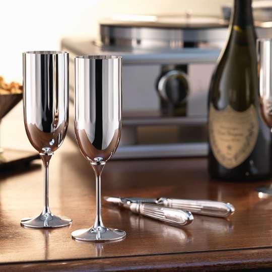 Robbe & Berking Belvedere Barkollektion Champagnerkelche