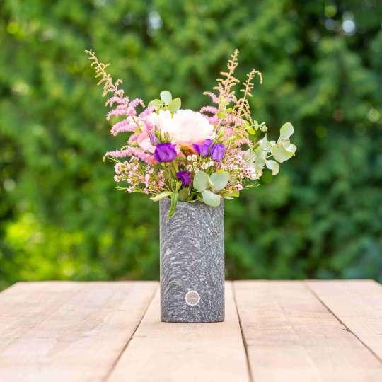 Pflanzentopf oder Vase  aus Marmor-RL002