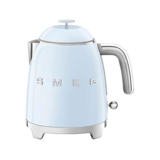 SMEG - Mini-Wasserkocher KLF05PBEU pastellblau - frei