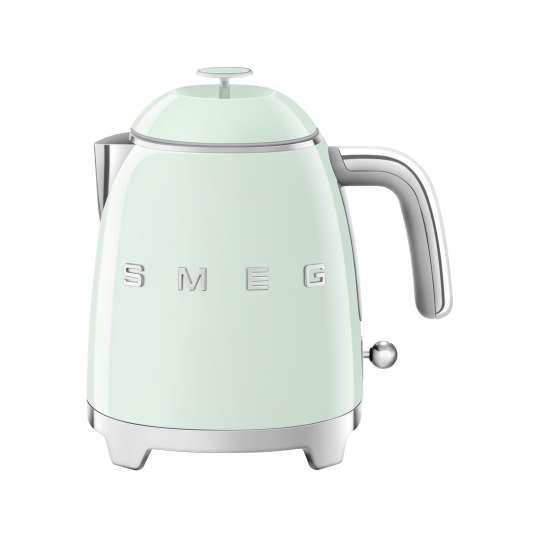 SMEG - Mini-Wasserkocher KLF05PGEU pastellgrün - frei