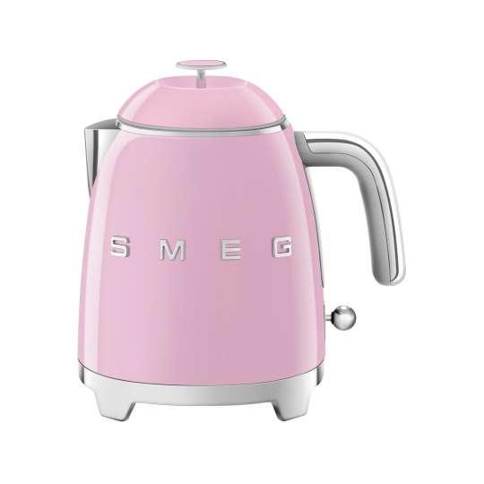 SMEG - Mini-Wasserkocher KLF05PKEU pink - frei
