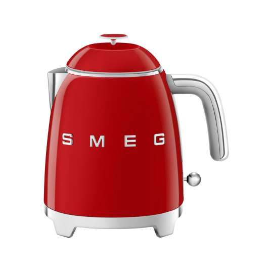 SMEG - Mini-Wasserkocher KLF05RDEU rot - frei