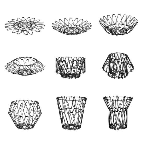 STONELINE multifunktionaler Flexi-Korb