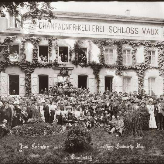Sektmanufaktur VAUX - Champagner-Kellerei Schloss Vaux