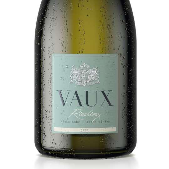 Sektmanufaktur VAUX - Riesling Vaux - Brut 2019
