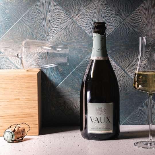 Sektmanufaktur VAUX - Riesling Vaux - Gläser