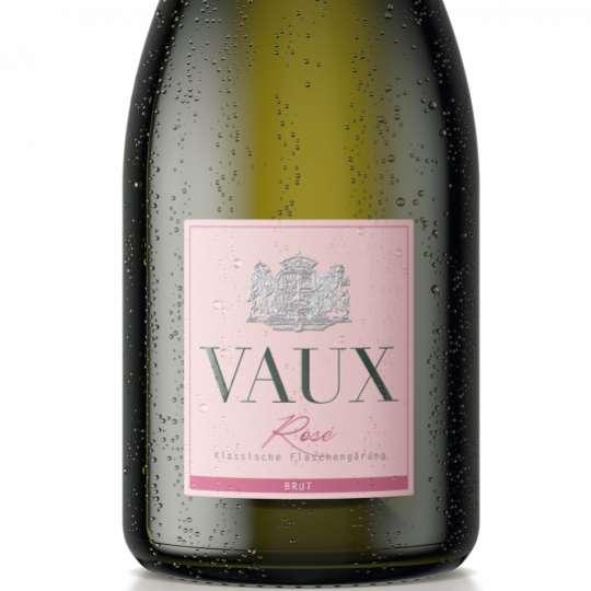 Sektmanufaktur VAUX - Rosé Vaux - Brut 2018