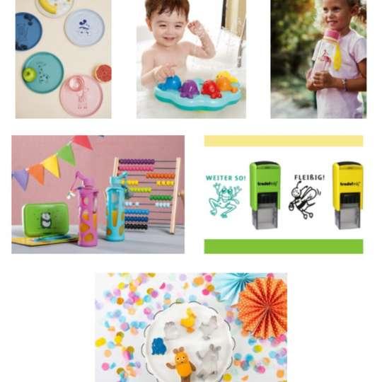 Schnellinfo - Produktneuheiten-Produkte fuer Kinder