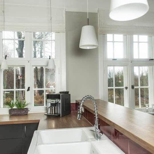 Schulz Home - Raffrollos mit Wandbefestigung - Küche