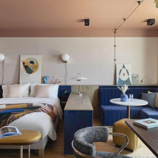 Aparthotel Schwan Locke in München - Studio