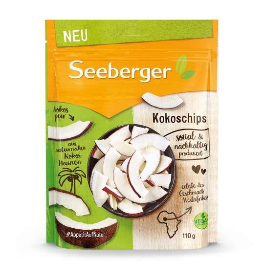 Seeberger - Kokoschips, 110 g