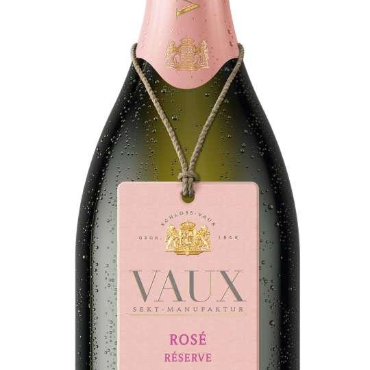Sektmanufaktur Vaux - Rosé Réserve - Brut 2017