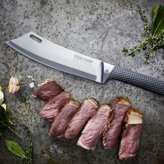 Steakchamp Chef's Knife BBQ Pro