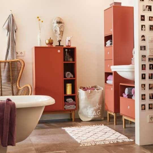 TOM TAILOR Color Bath Coral Stimmungsbild1