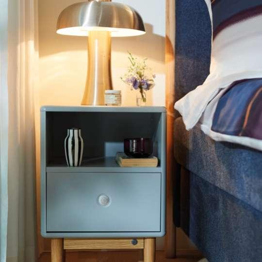 Tom Tailor  Color Box Bedside Cabinet grau