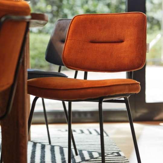 TOM TAILOR Dining Orange Blau Stimmungsbild03