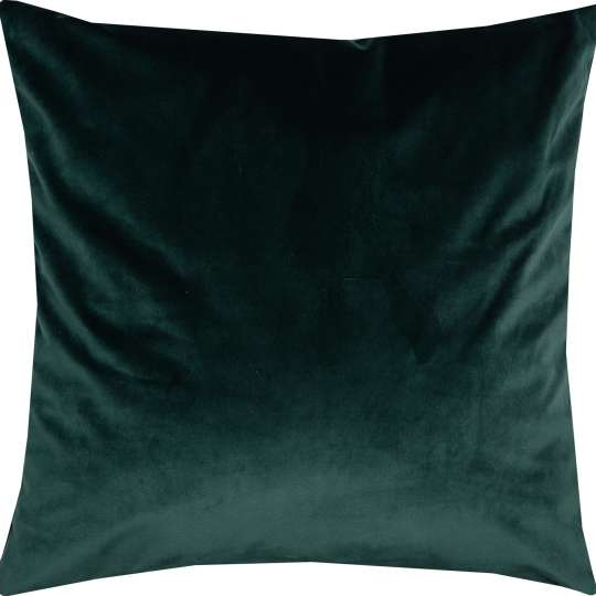 T-FRENCH VELVET Kissenhülle grün Samt, Artikel: 75280-093