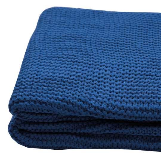 564770 TOM TAILOR T-Plain Knit blau