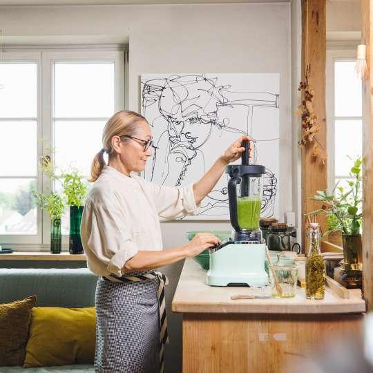 Novis - WeloveVitamins - Tanja Grandits und Pro Blender - Küche