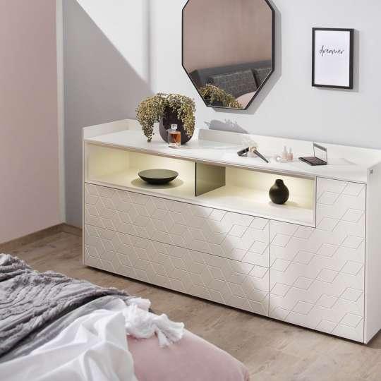 Villeroy & Boch Schlafzimmer mit Siedeboard