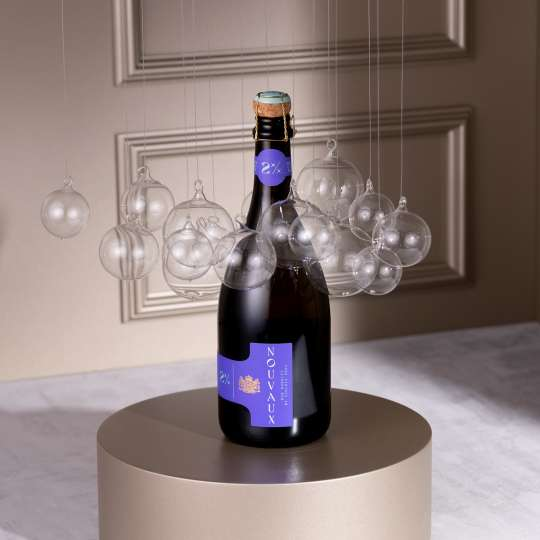 VAUX - Flasche NOUVAUX - New Bubbles quer
