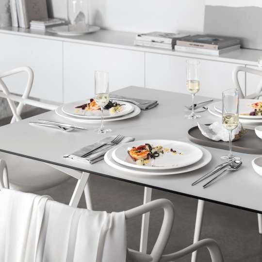 Villeroy & Boch gedeckter Tisch Serie NewMoon