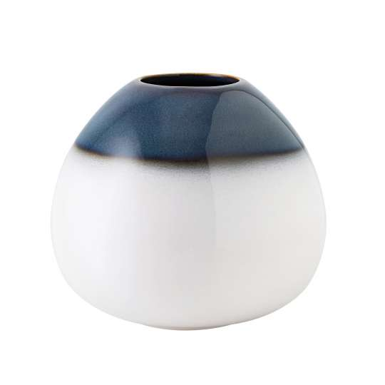Villeroy & Boch - Vase Drop bleu klein Lave Home