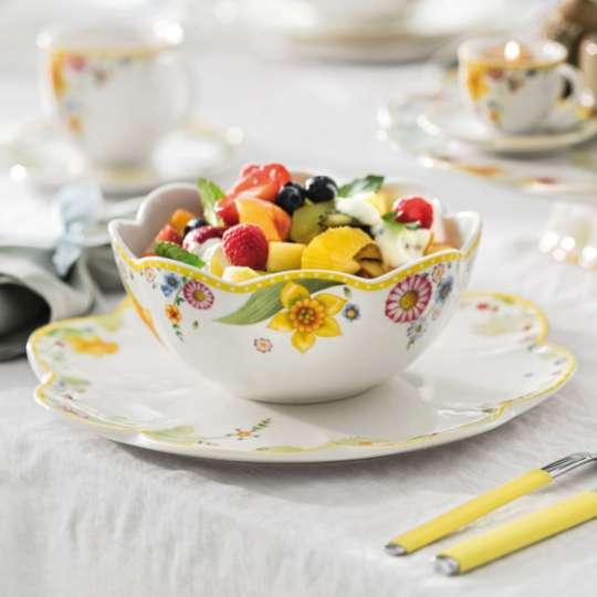 Villeroy & Boch Spring Awakening Schälchen mit Obst