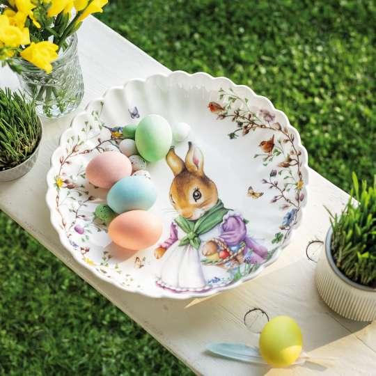Villeroy & Boch Spring Fantasy Schale auf Rasen