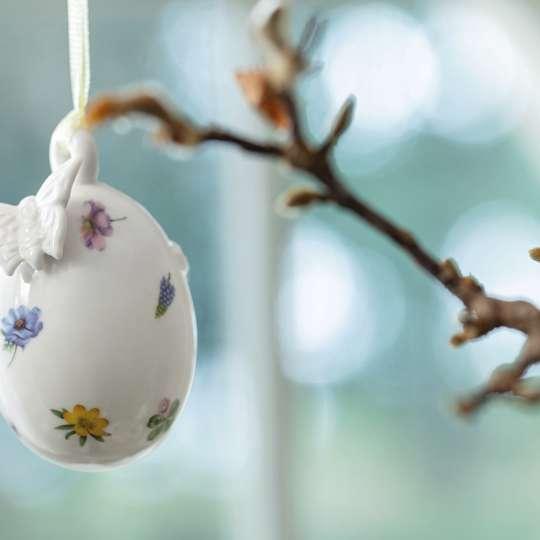 Villeroy Boch Spring Fantasy Osterei mit Blüten