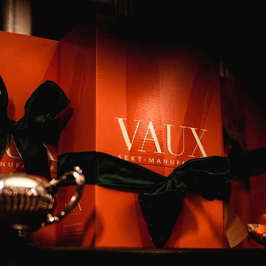 Sektmanufaktur VAUX - Präsentsets für Weihnachten