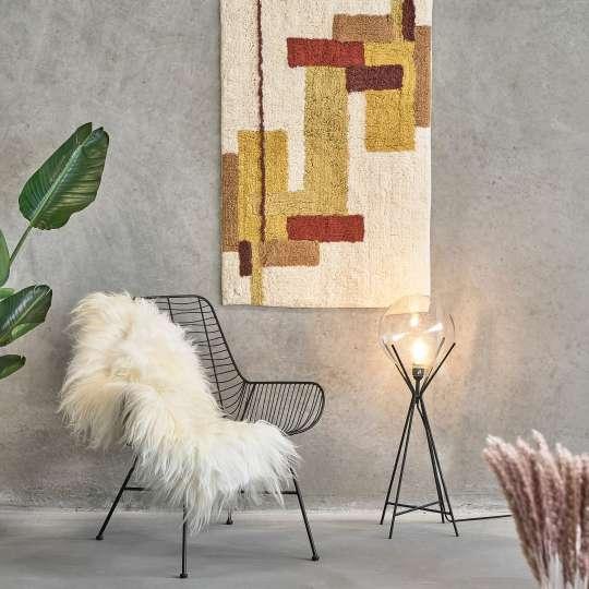 Villa Collection - Teppich Nature - Stuhl & Licht