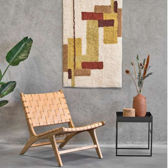 Villa Collection - Teppich Nature - Wand