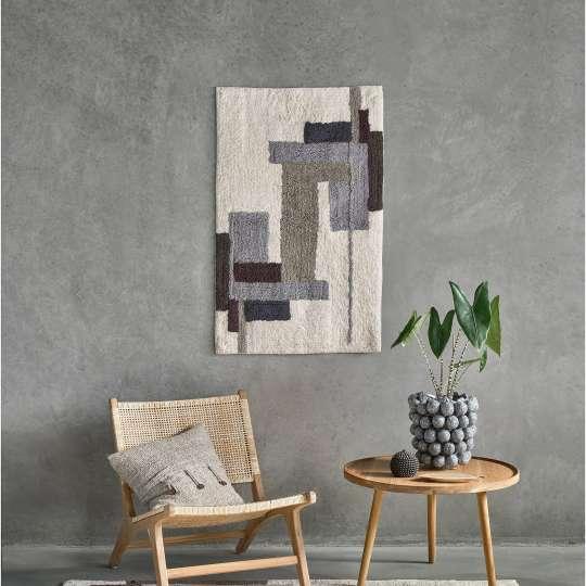 Villa Collection - Teppich Grey - Pflanze & Deko