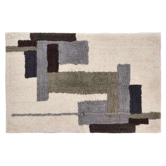 Villa Collection - Teppich Grey