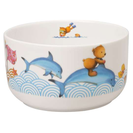 Villeroy & Boch - Happy as a Bear Kinderbowl, 440 ml