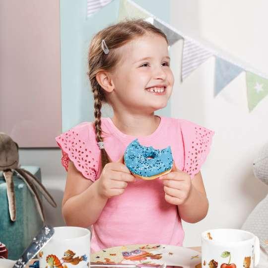 Villeroy & Boch - Hungry as a Bear - Mädchen mit Donut