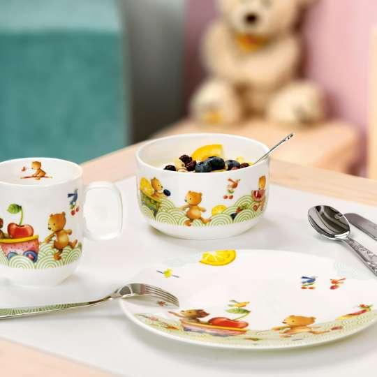 Villeroy & Boch - Hungry as a Bear - Geschirr mit Besteck