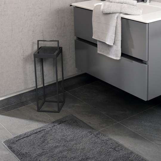 Villeroy & Boch - One Collection - Kombination grau-schwarz - Waschbecken