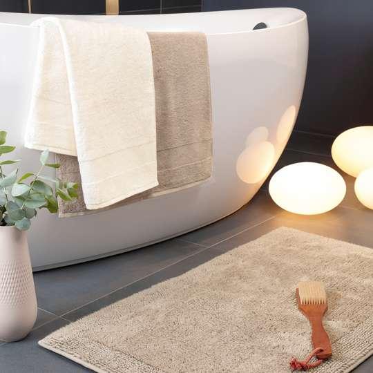 Villeroy & Boch - Kombination weiß-beige - Badewanne
