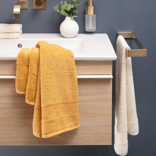 Villeroy & Boch - One Collection - Kombination gelb-weiß - Waschtisch