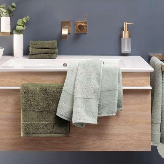 Villeroy & Boch - One Collection - Kombination grün-mint - Waschbecken