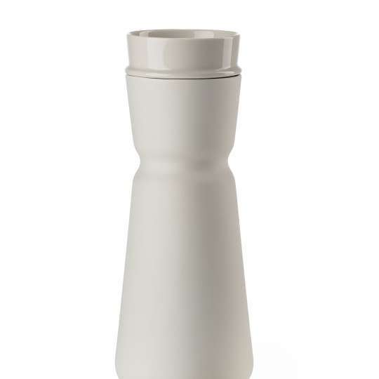 Zone - INU Karaffe mit Tasse - gestapelt