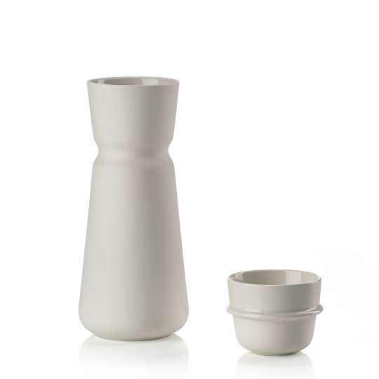 Zone - INU Karaffe mit Tasse