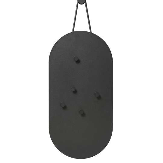 ZONE: A-bulletin Board Pinnwand-schwarz
