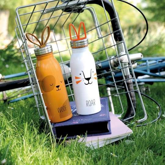 Aladdin Zoo Vakuum-Isolierte Thermoflasche Hund 10-08113-003 und Hase 10-08113-004