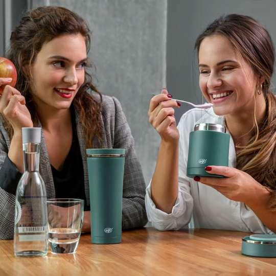 alfi - Balance Tea Mug und Food Mug - Sea Pine