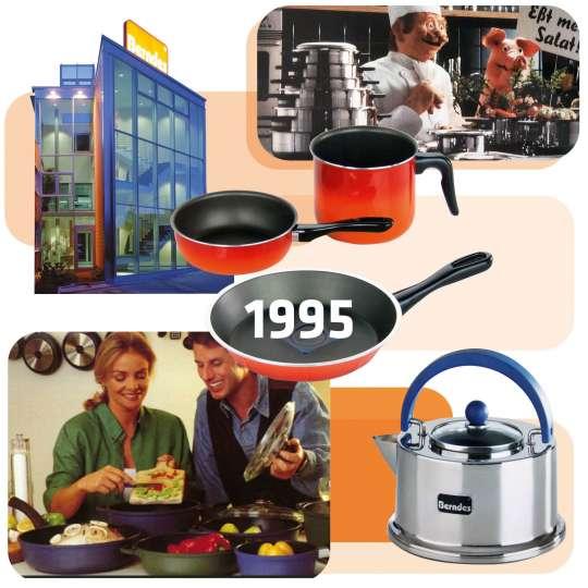 Berndes Historienbilder Collage 1995